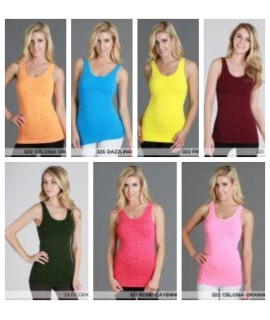 Nikibiki 3 Pack Burnout Tank Top Sale